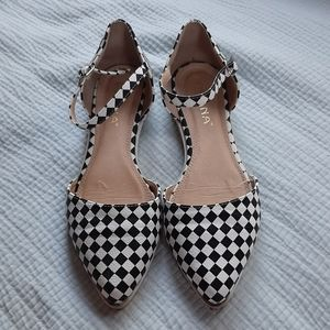 3 for 30$ 🧞♀️🧞♀️🧞♀️Checkered Flats